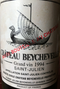 Beychevelle 1994