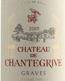Changtegrive rouge 2005