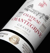 Chantegrive rouge 2012