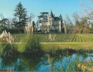 chateau Les Carmes Haut-Brion 2