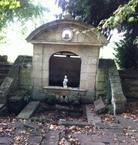 fontaine du Peugue