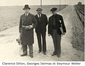 Clarence Dillon + Delmas,+ Weller