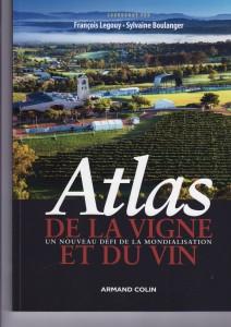Atlas vigne et vin A. Colin