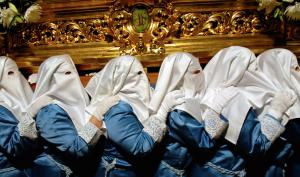 Penitentes semaine sainte