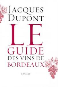 Livre LE Guide des vins de Bordeaux