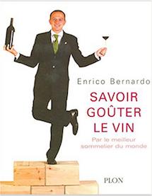 livre savoir goûter le vin