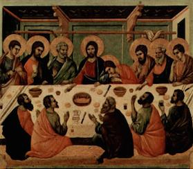 La-cène-Duccio