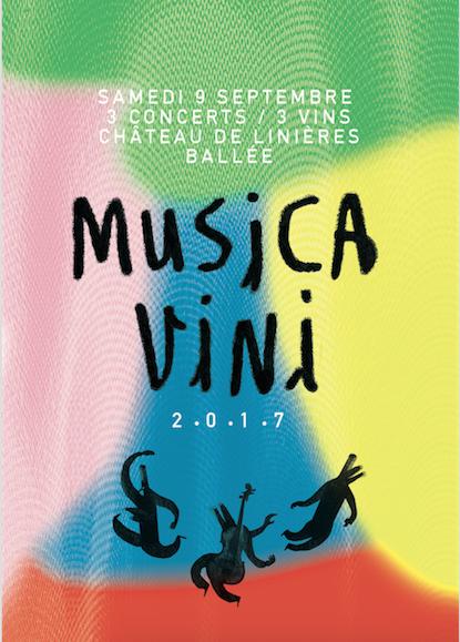 MUSICA VINI LE 9 SEPTEMBRE : DES VINS ET DES HOMMES