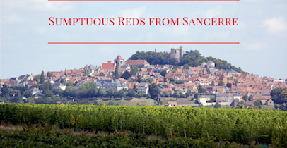 LE SANCERRE ROUGE EN ASCENSION
