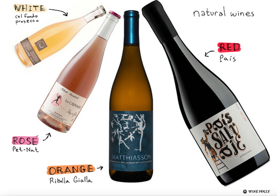 NATURAL WINE, A MAJOR MOVEMENT