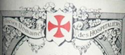 Croix Malte Gazin