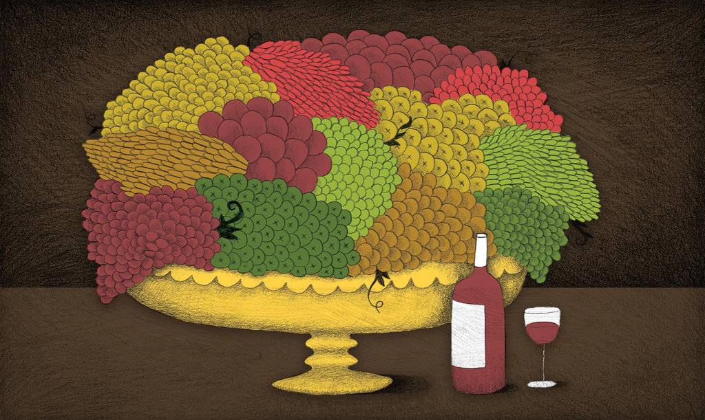 WHY YOU SHOULD BE DRINKING WEIRD WINES