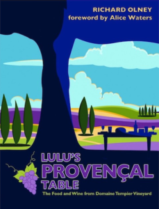 Livre Lulu's Provençal Table