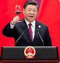 RÉVOLUTION AU 中國共産黨