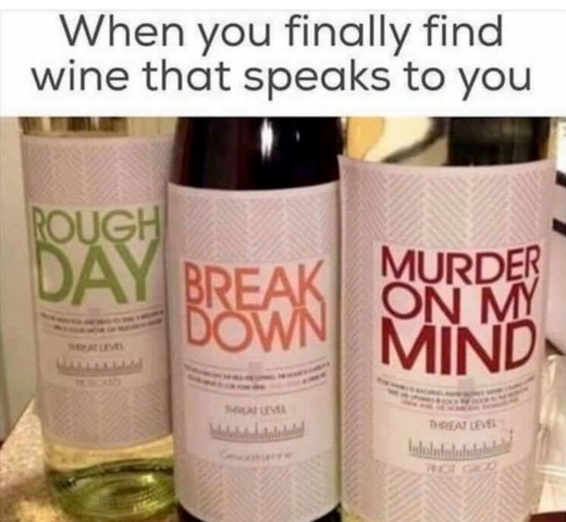 THE ADEQUATE WINE
