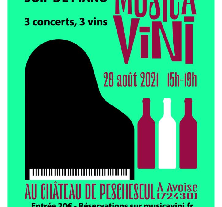 MUSICA VINI 8ème ÉDITION